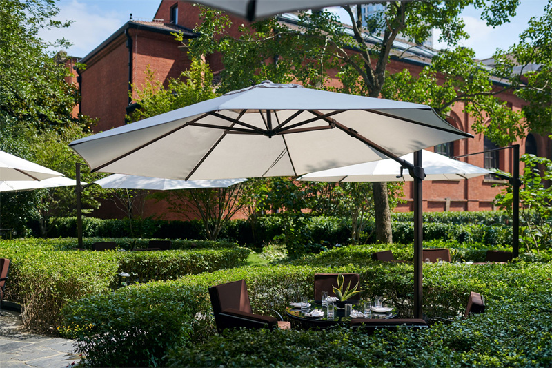 上海宝格丽酒店 - 意大利花园 Il Giardino
