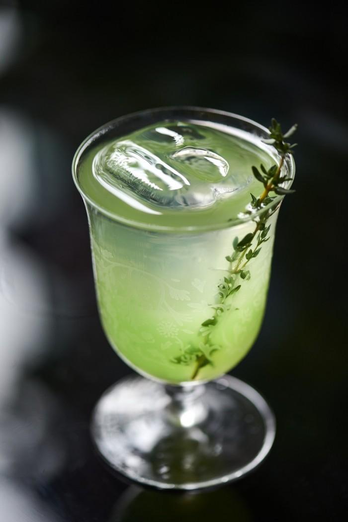 鸡尾酒 - 绿映花园 Giardino Verde