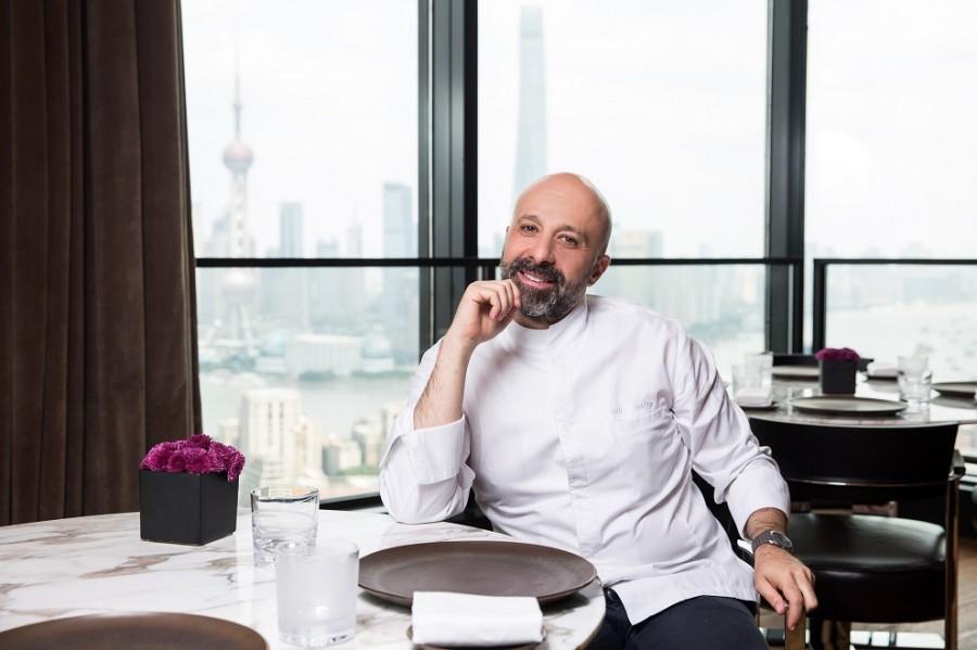 米其林星厨 Niko Romito于上海宝格丽酒店-Niko Romito, Michelin Star Chef, at Il Ristorante Niko Romito of Bvlgari Hotel Shanghai