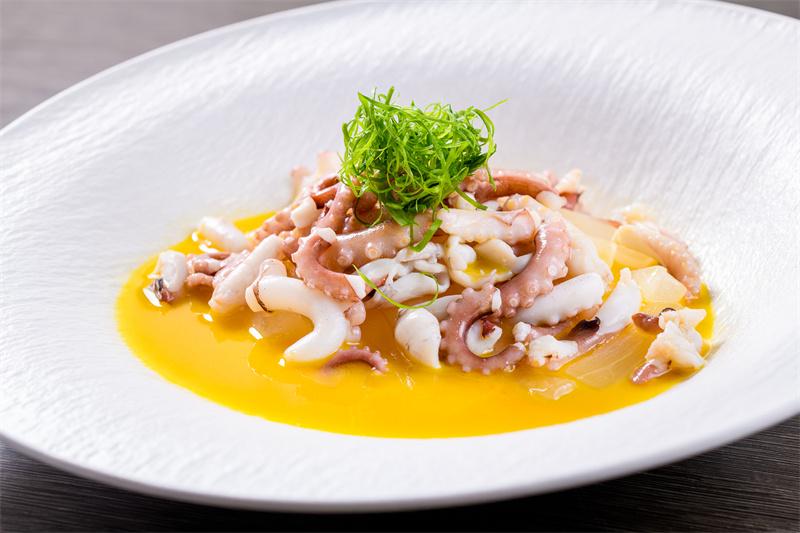 崇明老黄瓜煮望潮Braised octopus, Chongming cucumber(1)